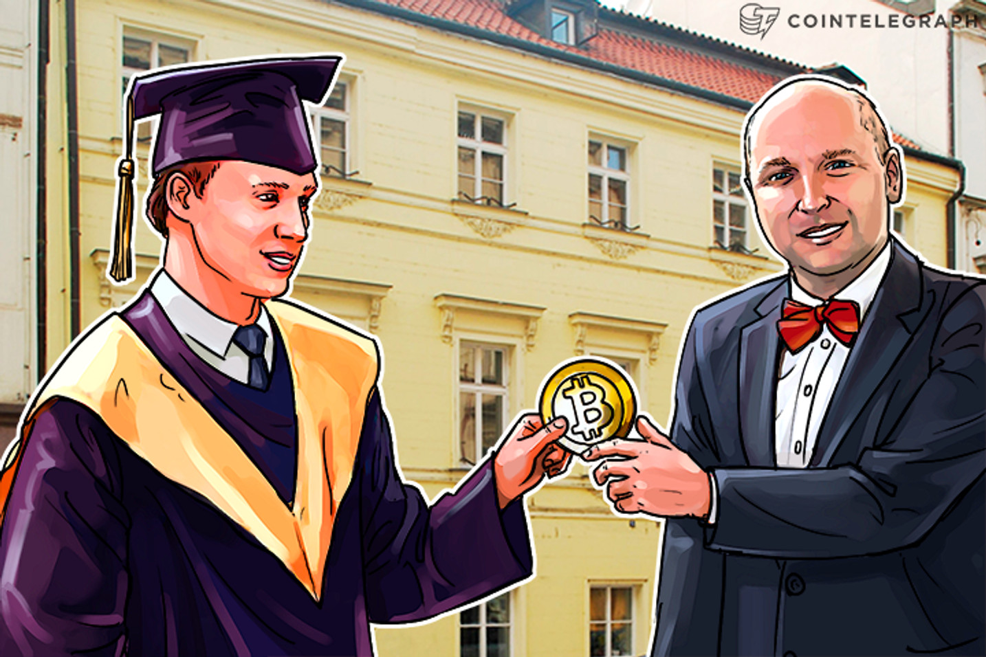 Prague CEVRO University Endorses Bitcoin Payments for Master's Programs
