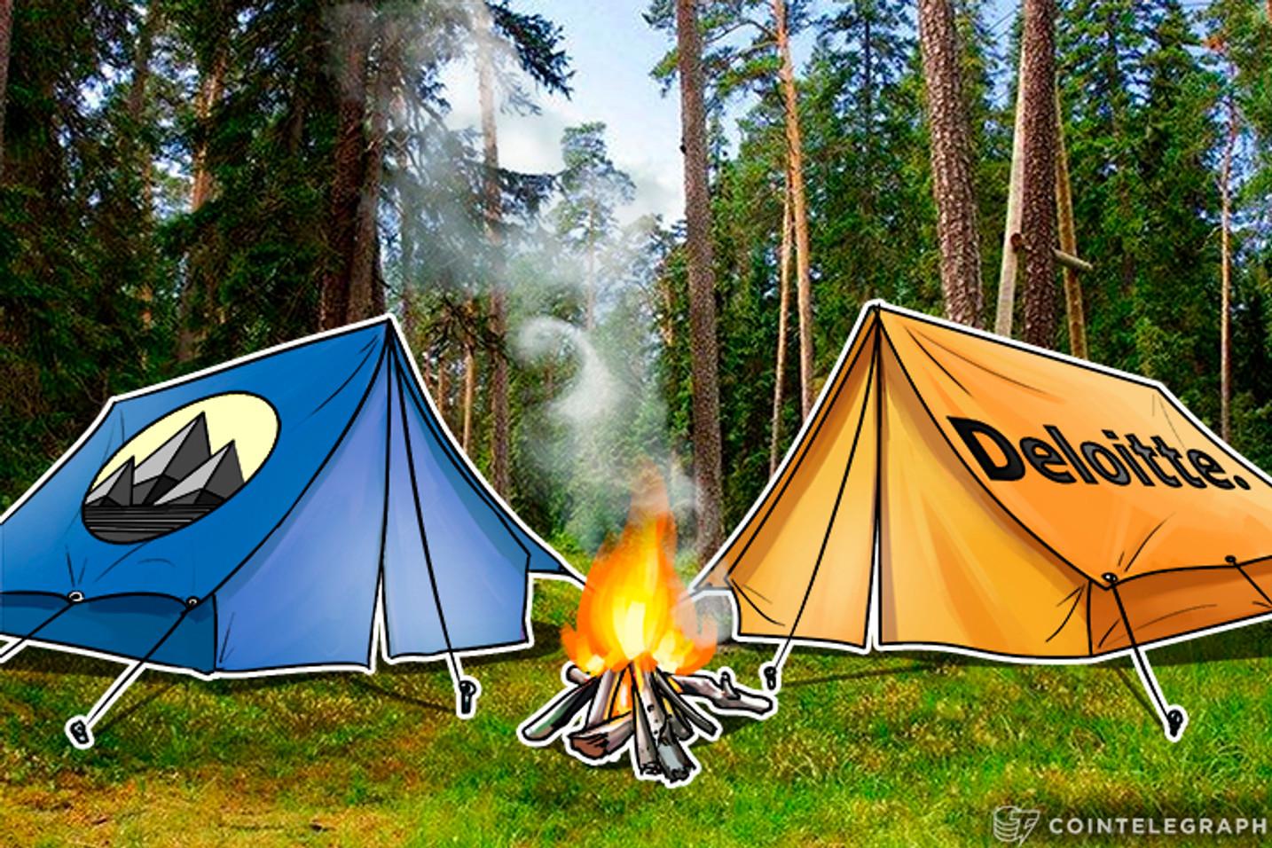 Deloitte Partners With Ether Camp As Hackathon Sponsor