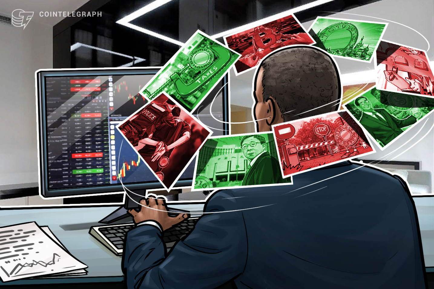 Bitcoin, Ethereum, Bitcoin Cash, Ripple, Stellar, Litecoin, Cardano, NEO, EOS: Análisis de precios, abril 02