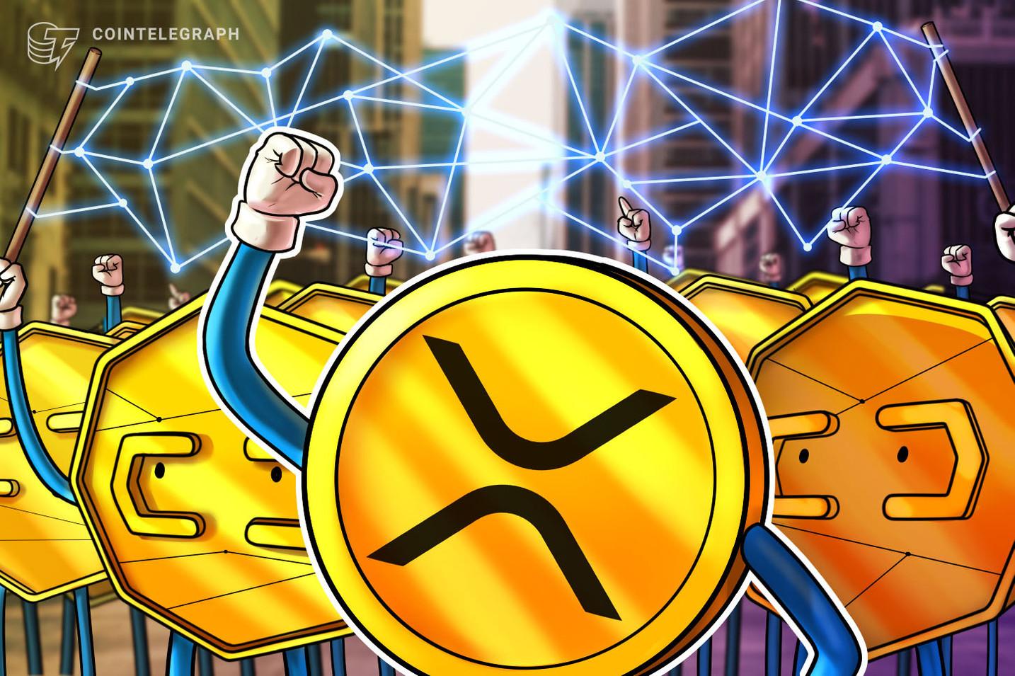 「XRPアーミー縮小」仮想通貨XRPコミュニティーの勢いに衰え=レポート