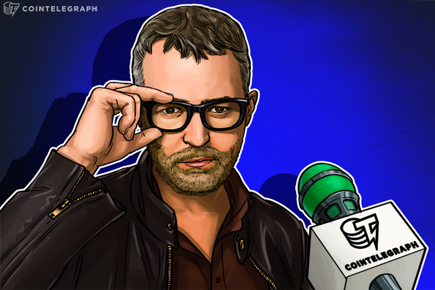 Media's Role in Blockchain and Crypto, Interview With TechCrunch's Mike Butcher