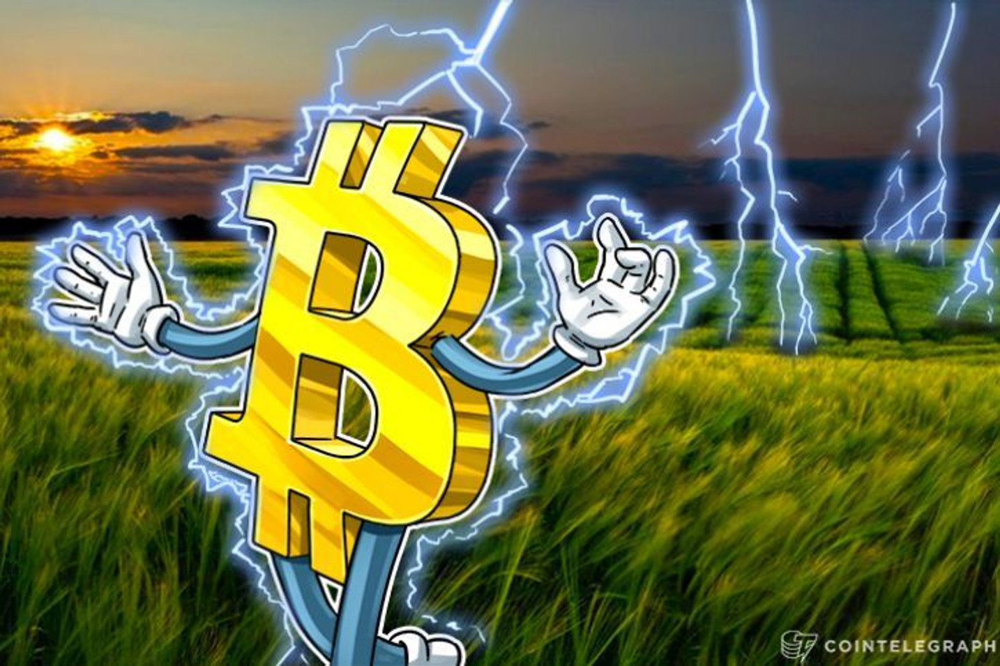 Lightning Must Strike Soon, Bitcoin Facing Backlogs as Scalability Solution Awaited