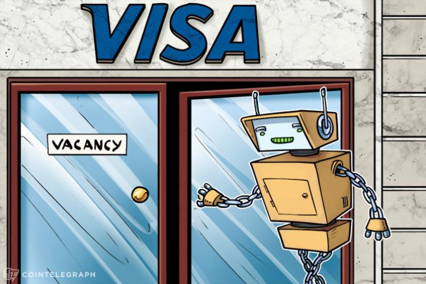 Visa zapošljava blokčein inženjere za izgradnju novog modela plaćanja