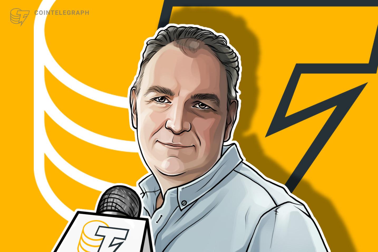 """CEO de Cryptonumbers: """"Blockchain es el presente de la consultoría de procesos empresariales"""""""