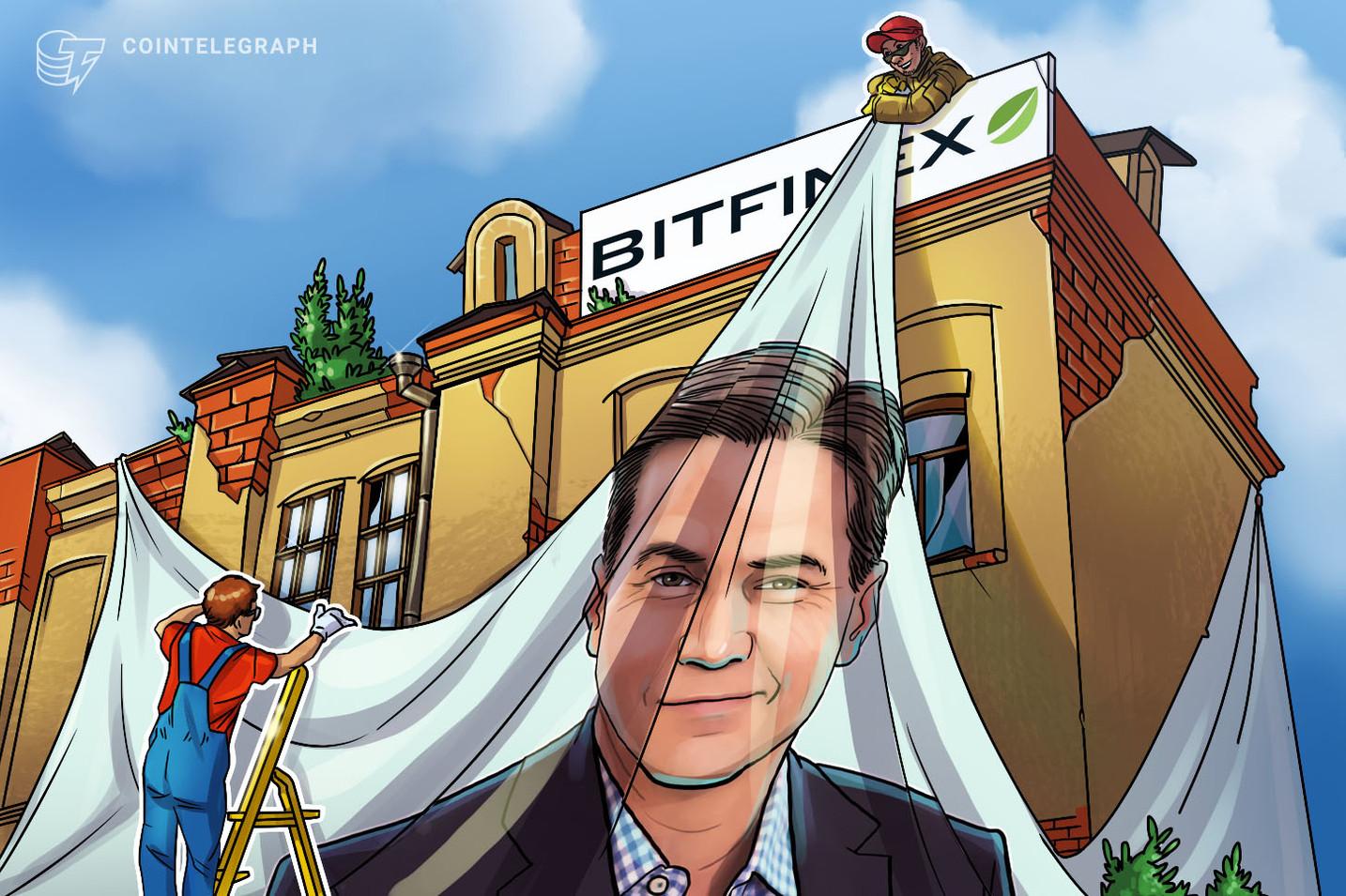 Bitfinex transfere 1 milhão de Bitcoins e paga somente 48 centavos, comunidade chegou a achar que BTC pertencia a Craig Wright