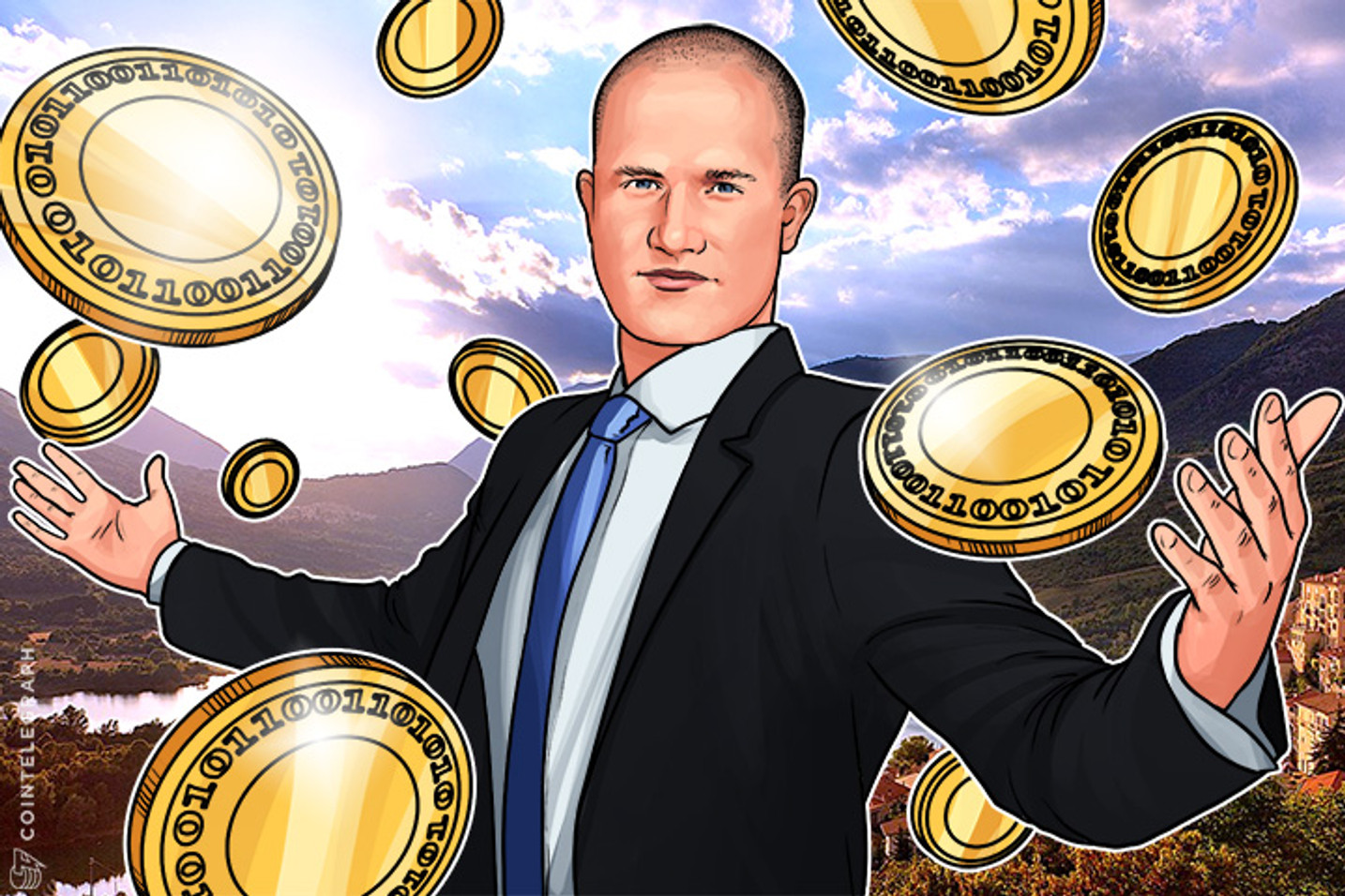Coinbase Seeks to Raise $1 Bln To Expand and Go Beyond Bitcoin