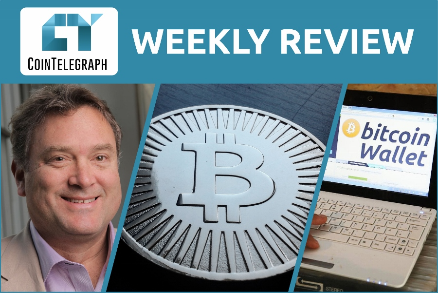 Cointelegraph Weekly Review (March 8-14th)