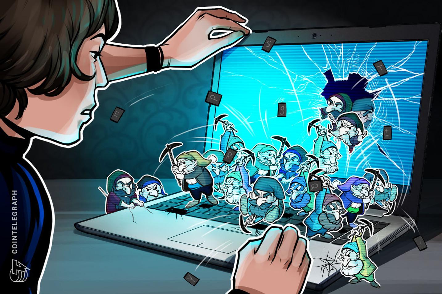 Estudo de malware afirma que criminosos mineraram 4,4% do Monero, menos do que se pensava anteriormente