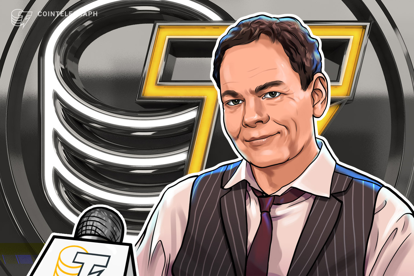 Max Keiser: fra due anni Paul Tudor Jones sarà il principale detentore di Bitcoin