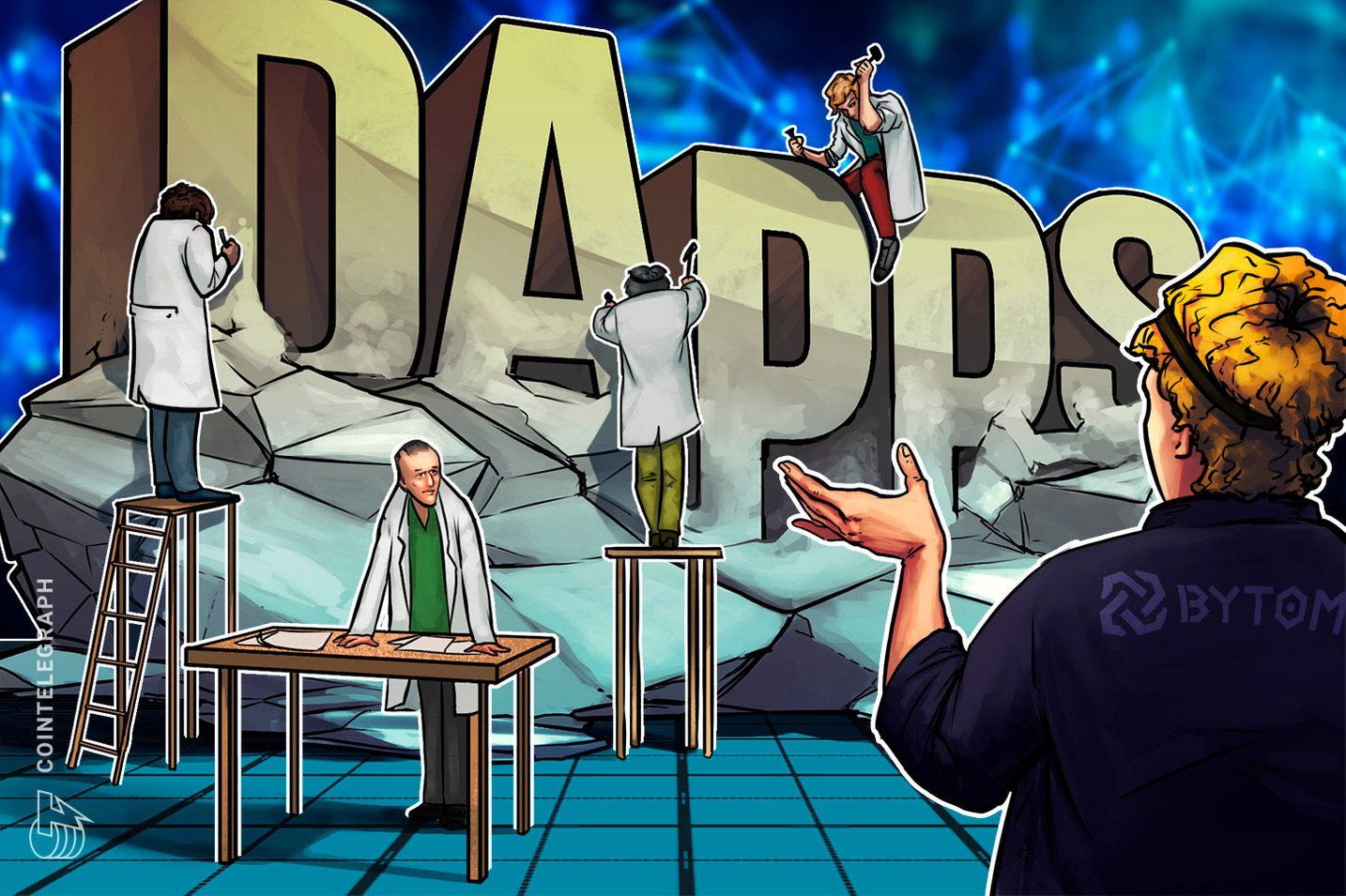 'Computing is Power': Blockchain Protocol Invites Developers to Build DApps on Its Network
