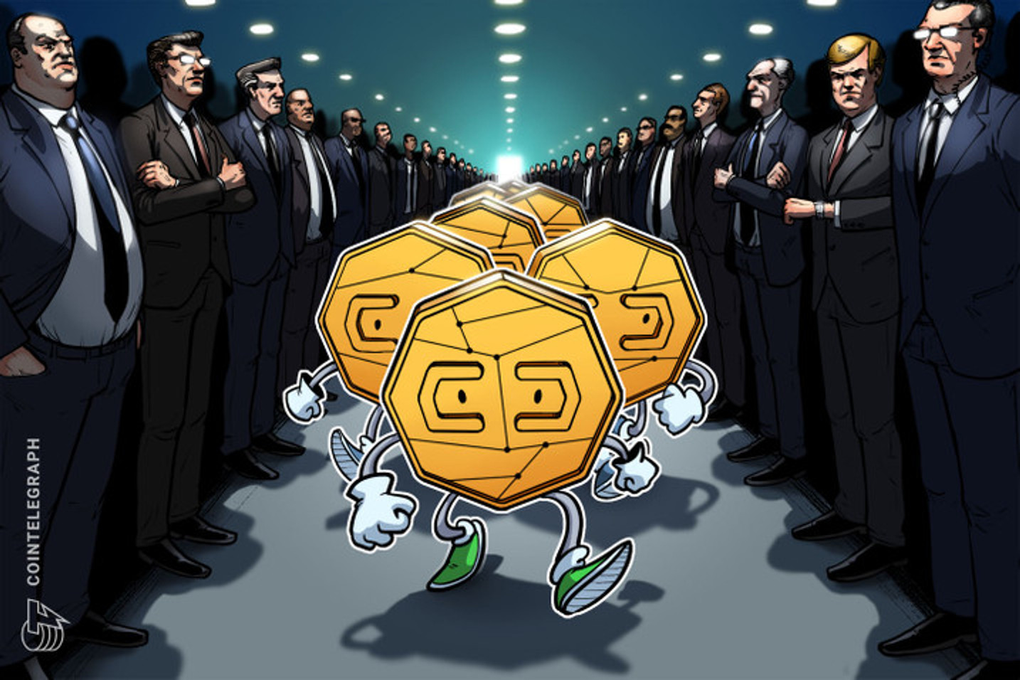 Una iniciativa educativa envió un monto en bitcoin a los diputados del Congreso de España