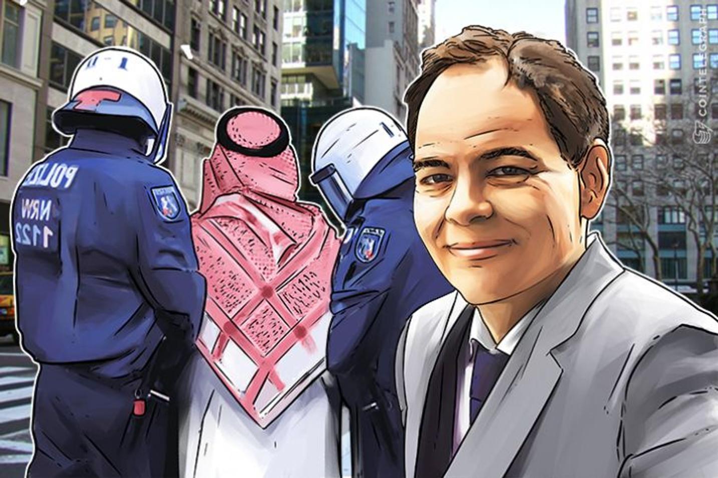 """Maks Kajzer: Saudijski princ Bin Talal je bitkoinov """"poster boy"""""""