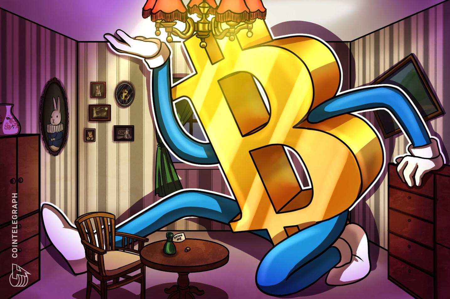 """La """"cuña perfecta"""" hace más probable que nunca que Bitcoin llegue a USD 1 millón, afirma Raoul Pal"""