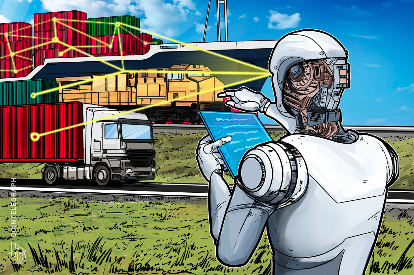 Major Mining Company BHP, Japanese Shipper NYK Deliver Biofuel Traced via Blockchain