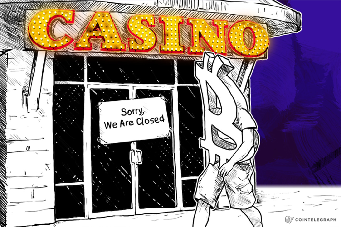 Internet Gambling Ban: Bitcoin Boom or Bane?
