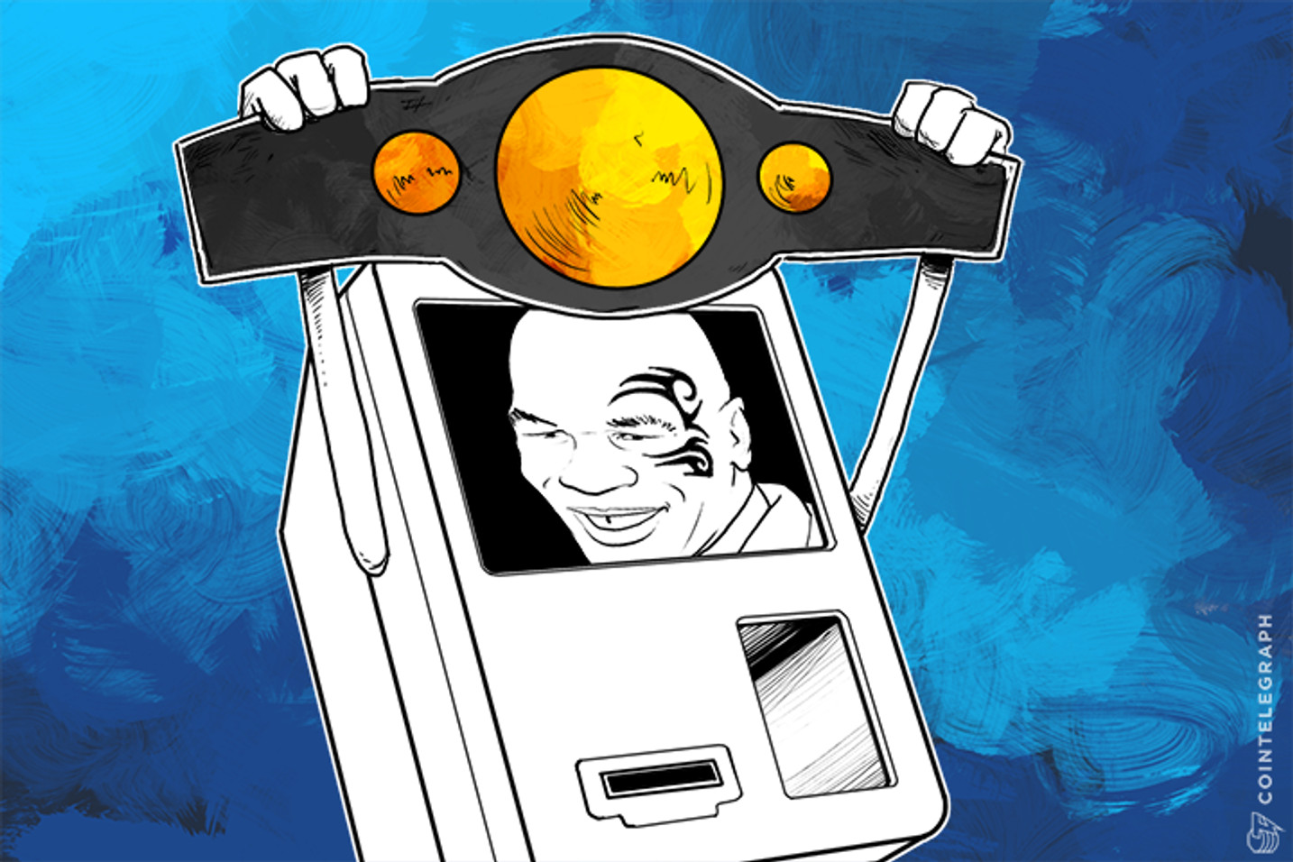 Mike Tyson's Bitcoin ATM Goes Live