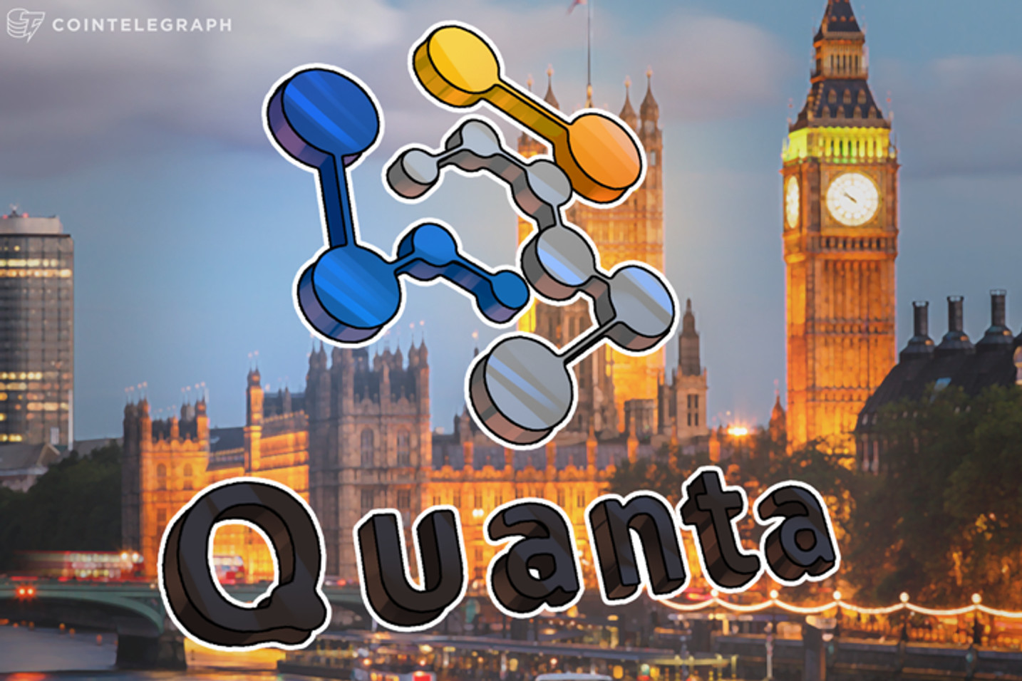 Quanta Presents at ICE Totally Gaming 2018 London
