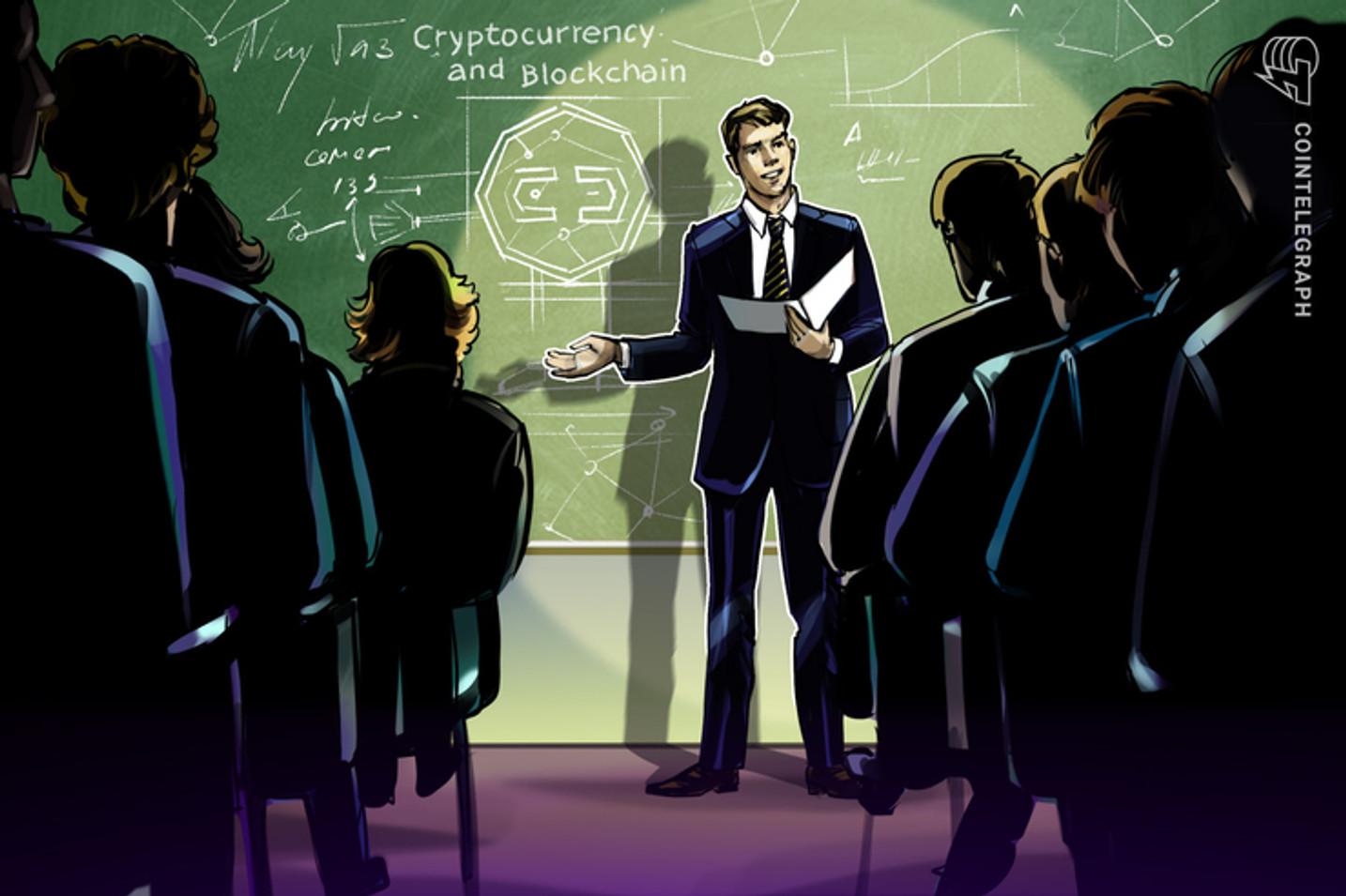 Cursos de blockchain online y presencial en España y Sudamérica