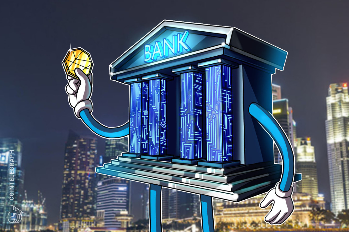 آي بي إم تُلمِح إلى حل مدفوعات عبر الحدود بالعملات المستقرة للمؤسسات المالية