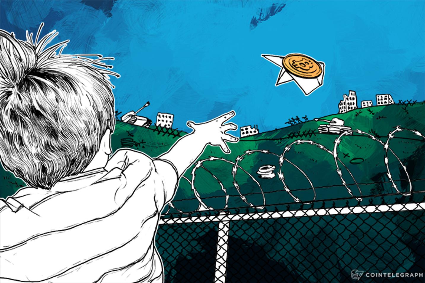 Kiev's Economic Blockade Boosts Bitcoin Usage in Separatist East