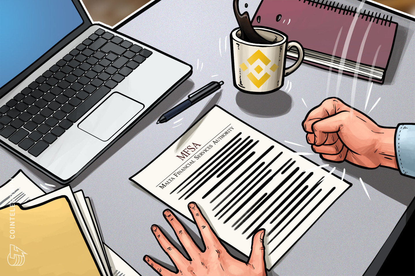 Binance Is Not Authorized to Operate in Malta, Financial Regulator Says
