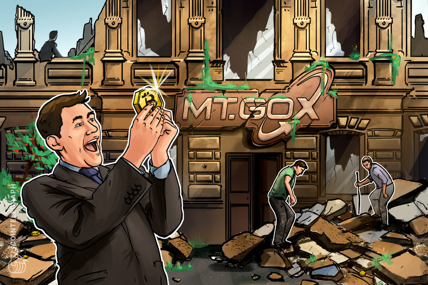Unconfirmed: Mt. Gox Automatically Filing Creditors for Repayment