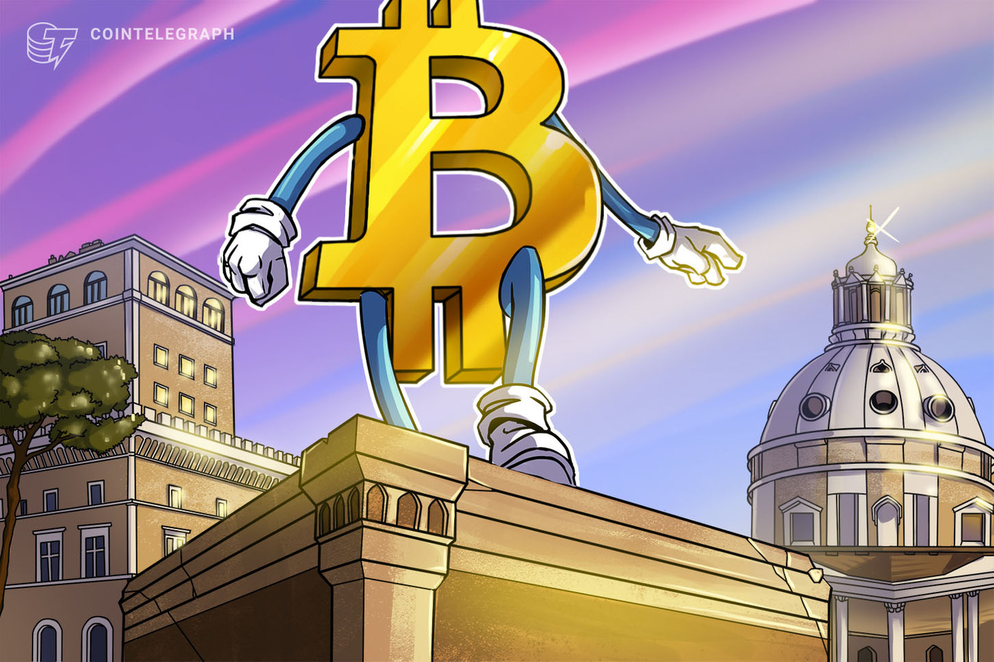 Italian Bank Opens Bitcoin Trading to 1.2 Million During Lockdown