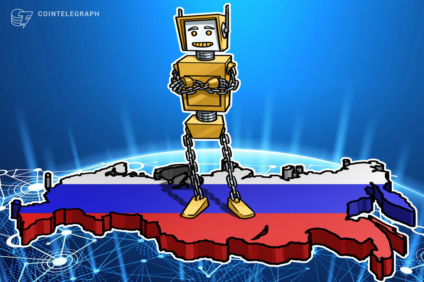Russia: Sberbank CEO Says Industrial Scale Blockchain Adoption Is 1-2 Years Away