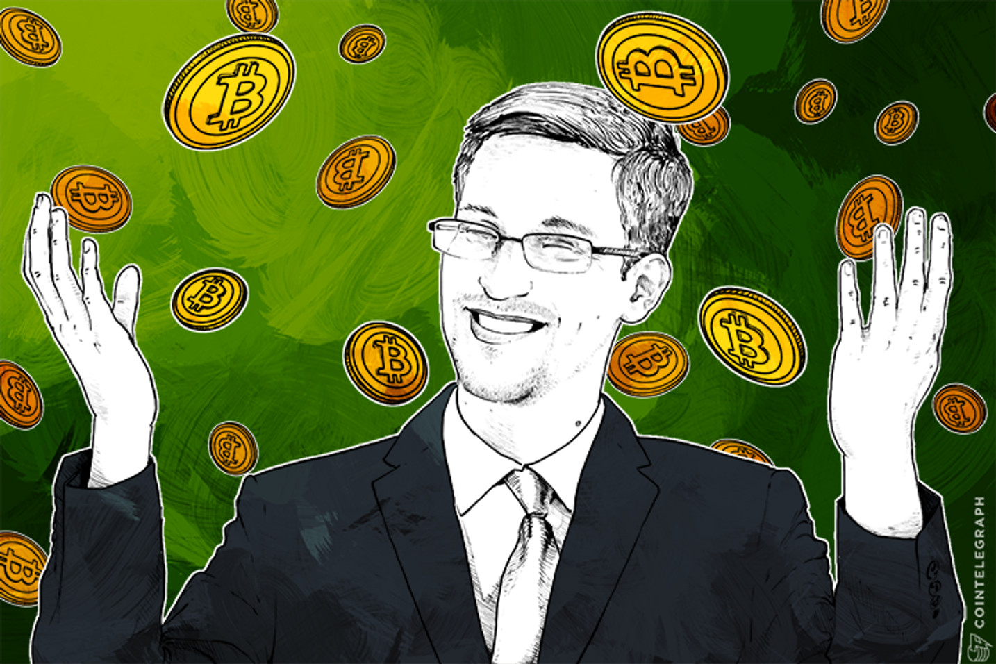'Obama Effect' Results in 200 Bitcoin Donations to Edward Snowden