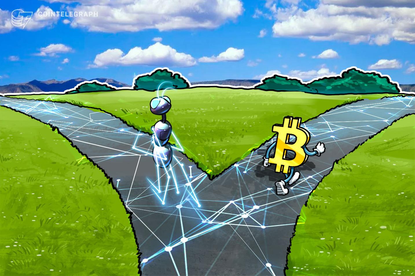 Blockchain e Bitcoin: diferentes caminhos da descentralização