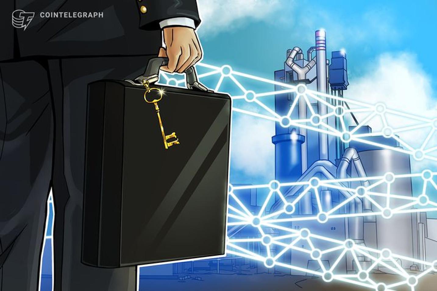 Presentarán un informe sobre el estado del arte de Blockchain en la empresa española