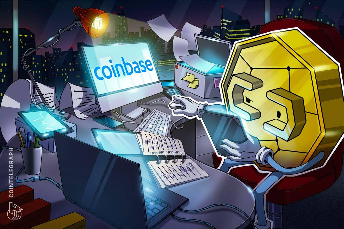 Coinbase anuncia recompensas de staking con ETH2 para los usuarios españoles