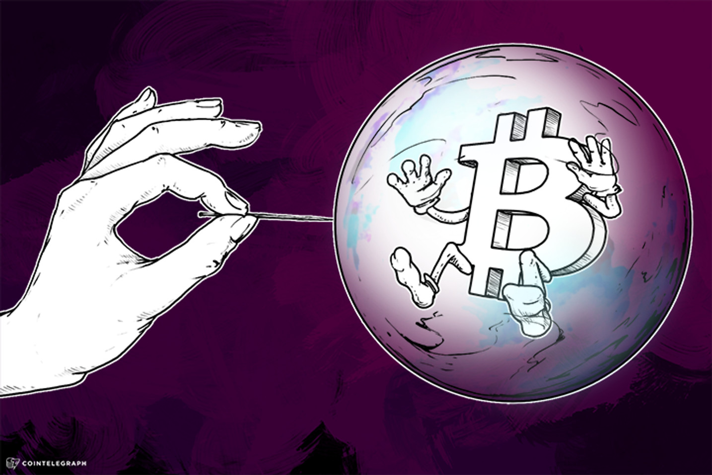 Bitcoin and What Happens in the Aftermath of Bubbles