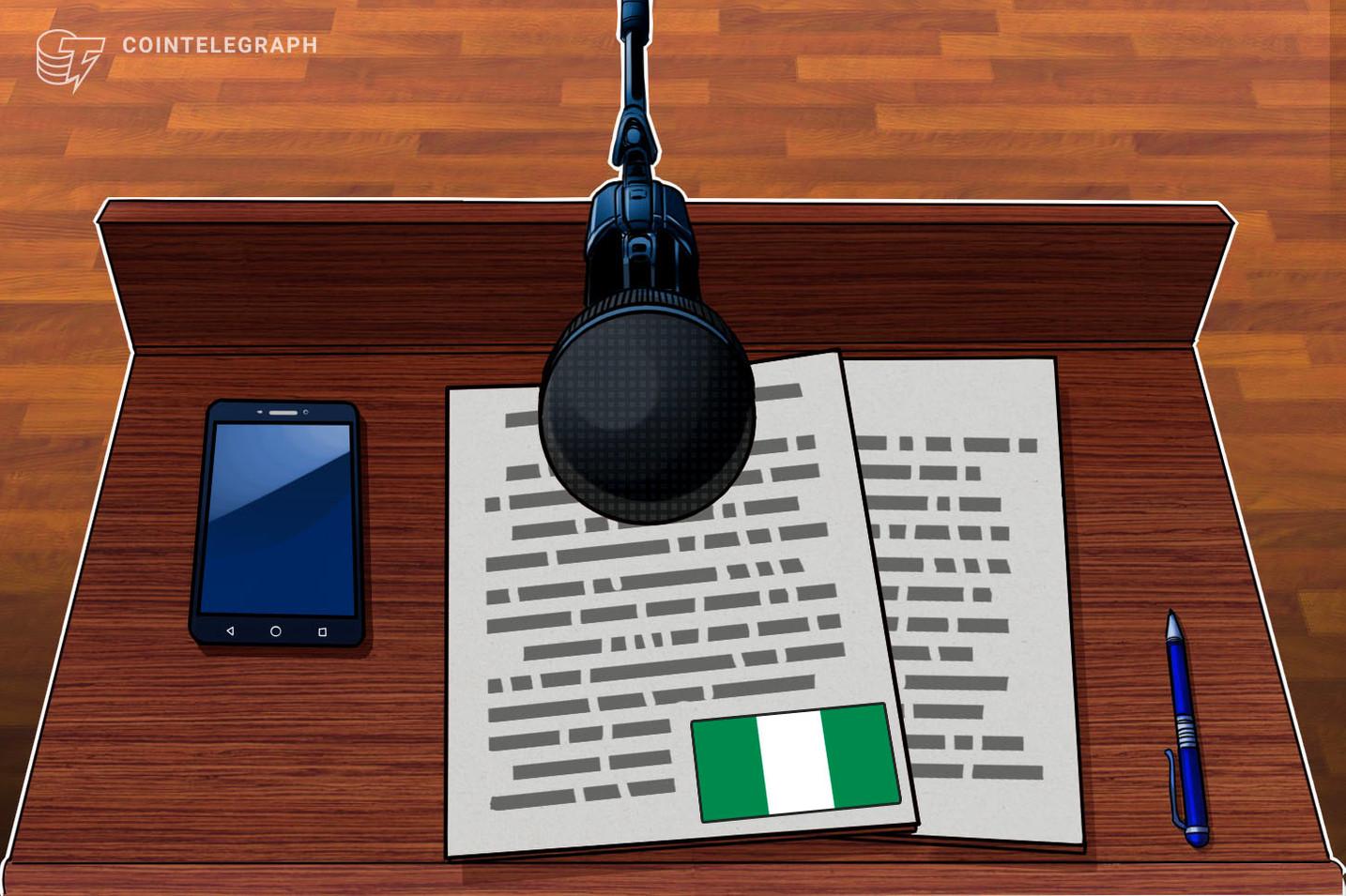 Destacado político nigeriano pide un marco legal para las criptomonedas