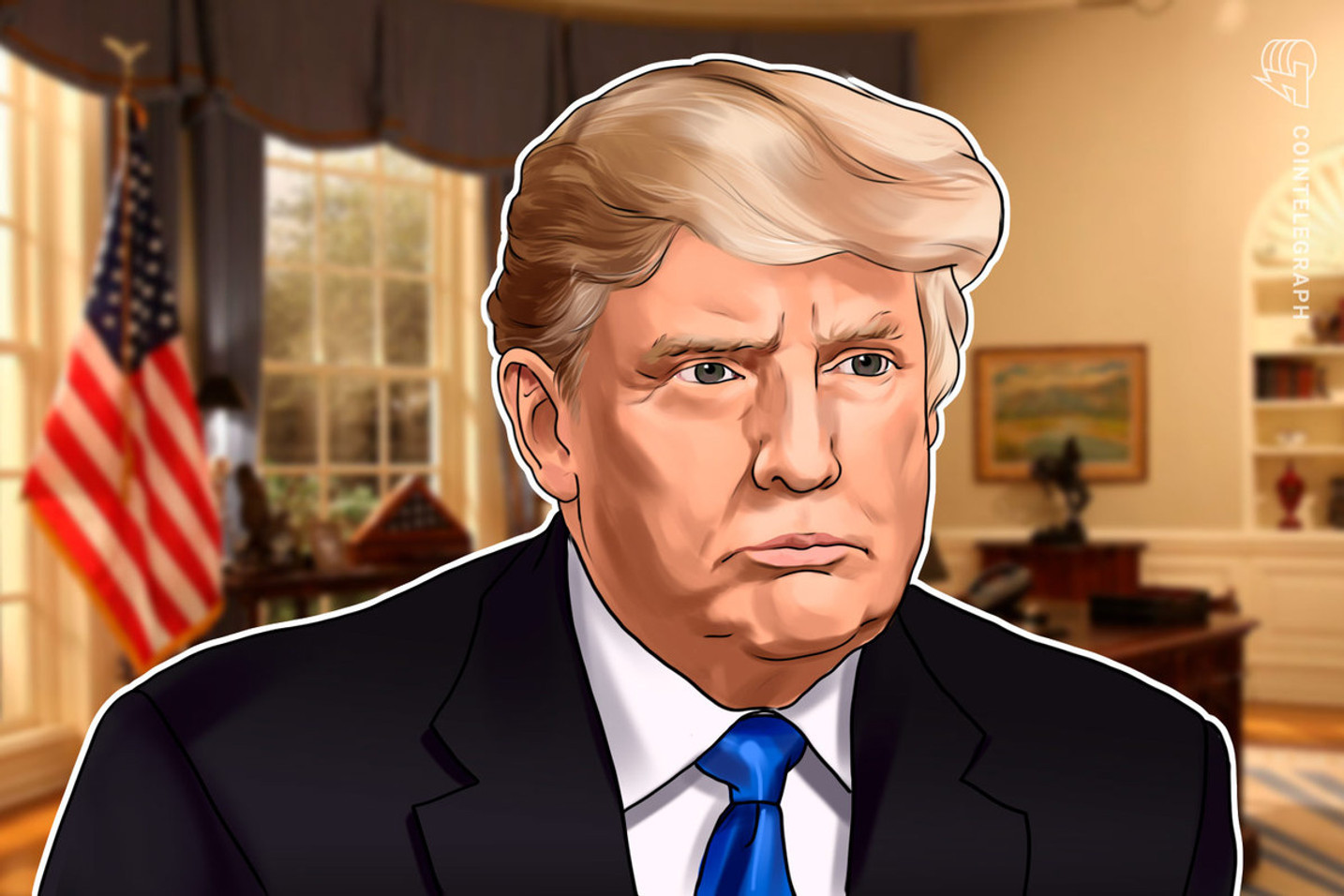 ボルトン氏の暴露本に仮想通貨登場、トランプ大統領がビットコインを「追いかけろ」