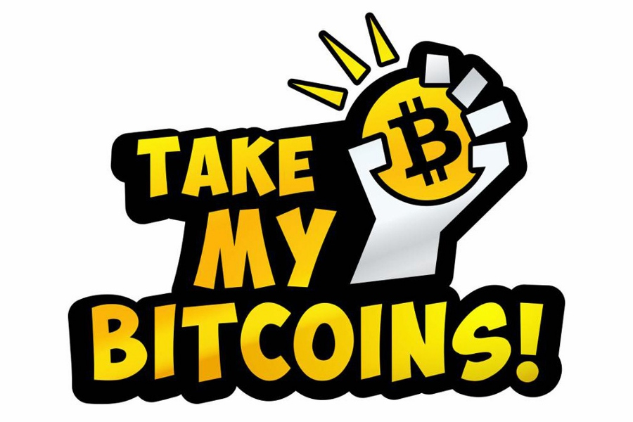 """Take My Bitcoins"" from Butterfly Labs Live"