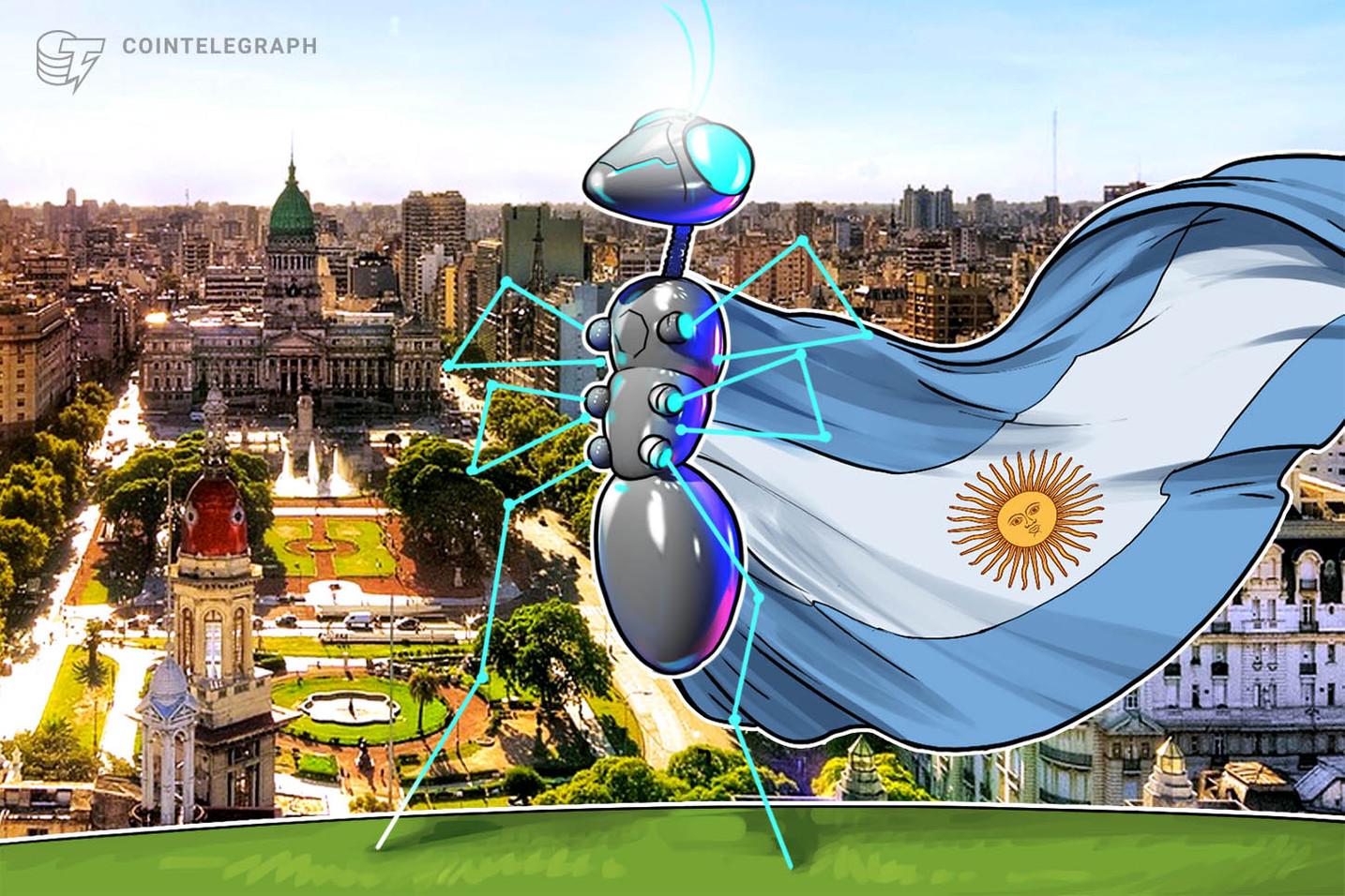 Governo argentino faz parceria com Blockchain Research Institute