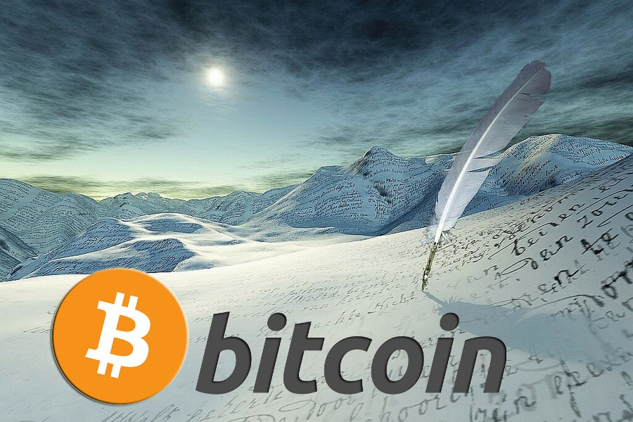 Bitcoin Reopens the Soul of a Poet