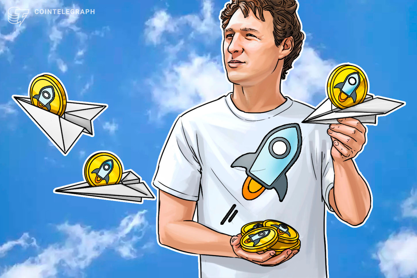 Stellar Co-founder Brands 90% of Crypto Projects 'B.S.'