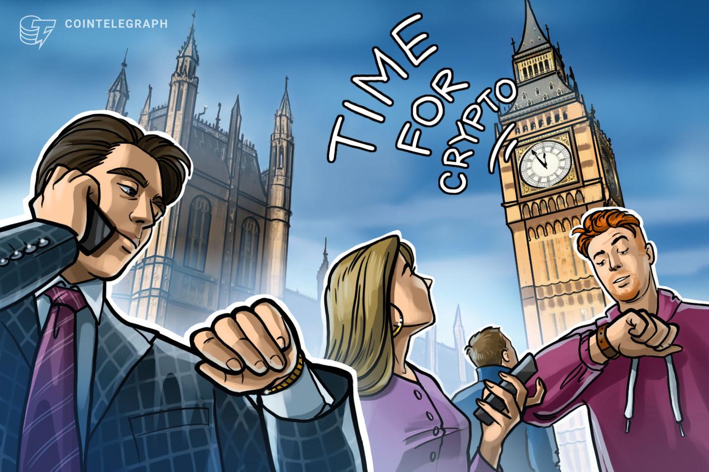 Reino Unido emite asesoramiento fiscal para inversores en criptomonedas