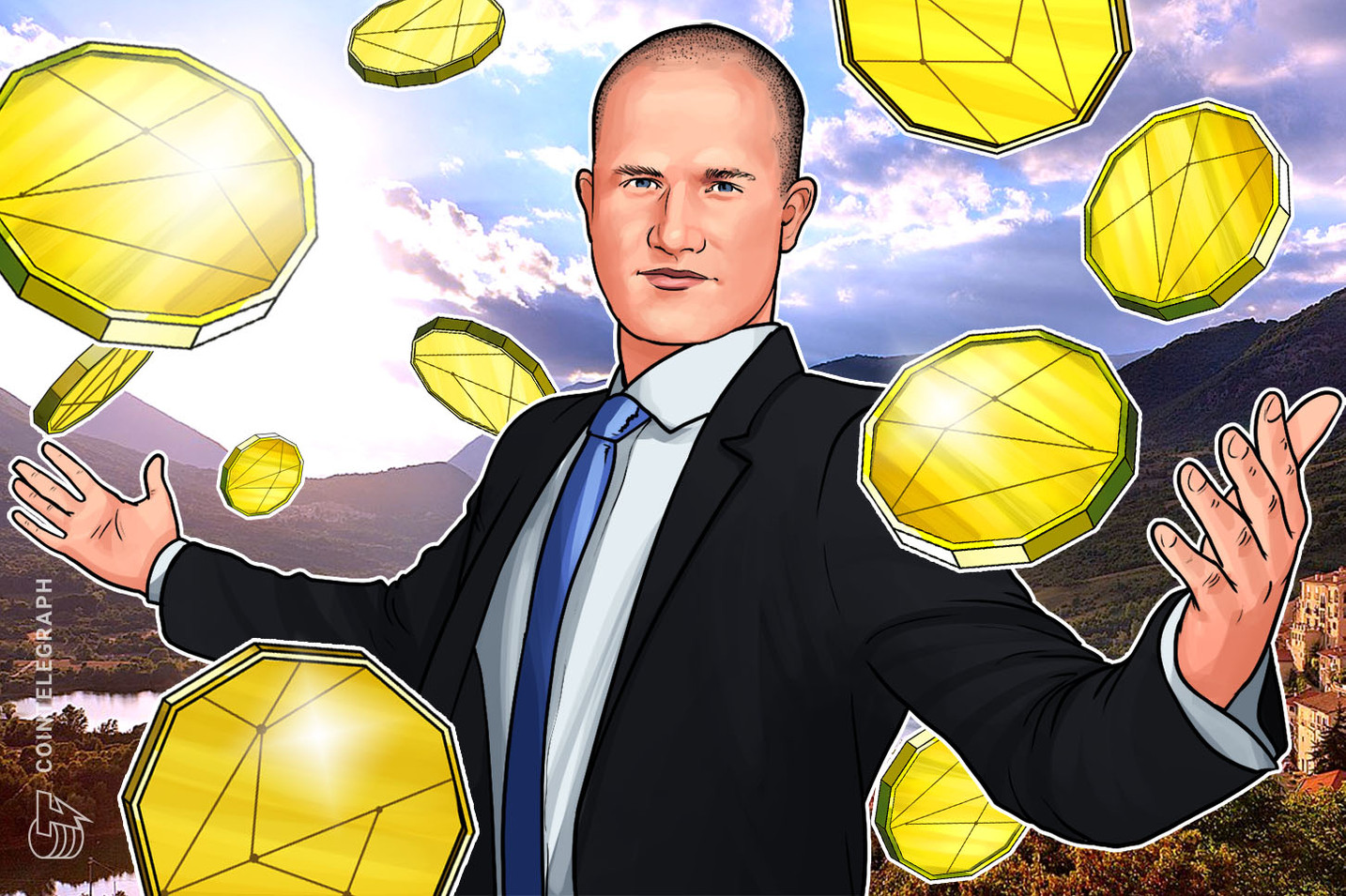 Coinbase CEO Brian Armstrong Tackles Four 'Myths' About Crypto Custody