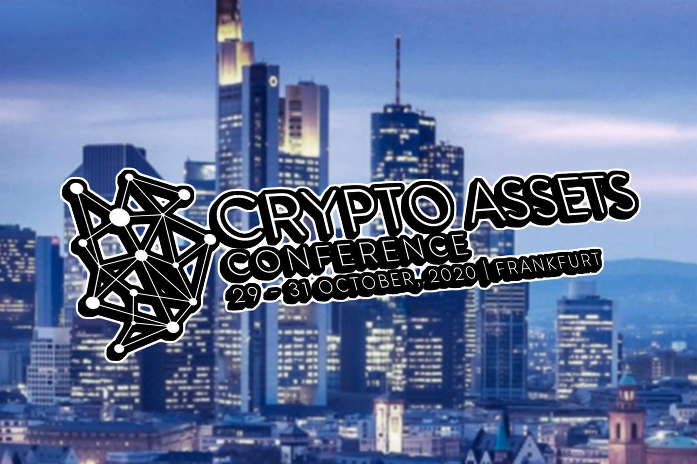Crypto Assets Conference 2020B im Hybrid-Modus: online und offline