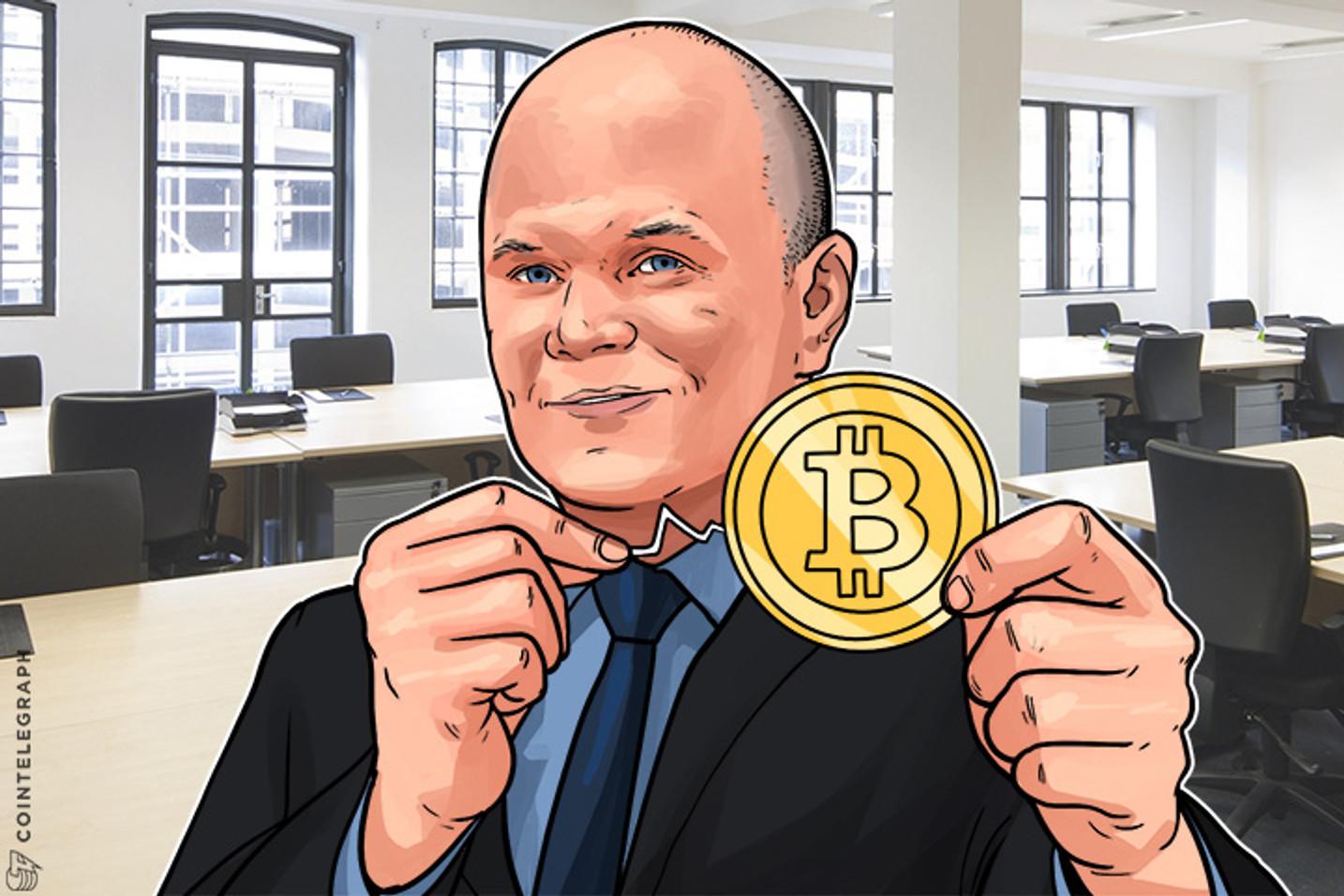 Novogratz: Rubbishes Bitcoin Bubble, $40,000 In December 2018