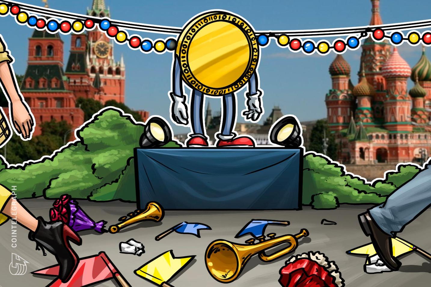 Chefin der russischen Zentralbank sagt, dass das 'Kryptofieber' langsam zu sinken beginnt