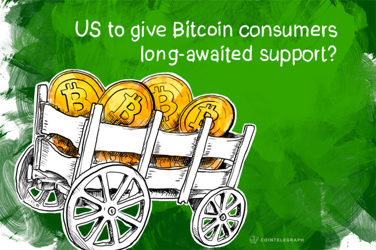 US to give Bitcoin consumers long-awaited support?