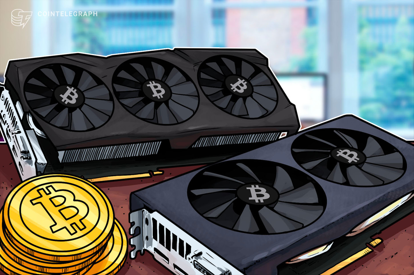 Report: Nvidia to See Q3 Strong Earnings, Crypto-Related GPU Sales Remain in Downtrend