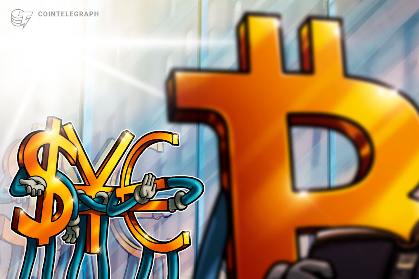 'Provavelmente o Bitcoin não substituirá inteiramente o sistema financeiro atual', diz o diretor da Coin Center