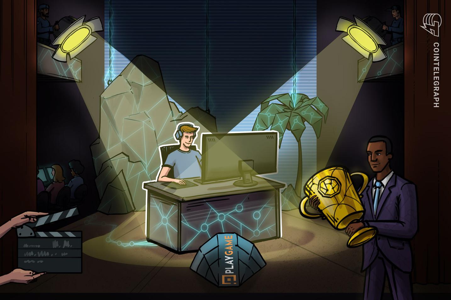"""¡A Jugar! """"Cripto patio de juegos arcade"""" para ayudar a los desarrolladores independientes a competir con los estudios gigantes"""