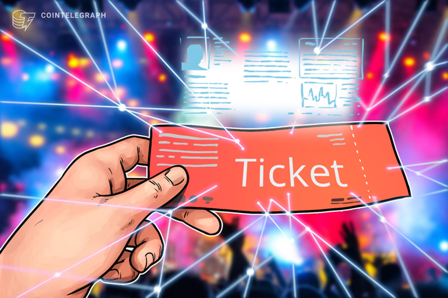 La industria de la boletería se alinea alrededor de la tecnología Blockchain