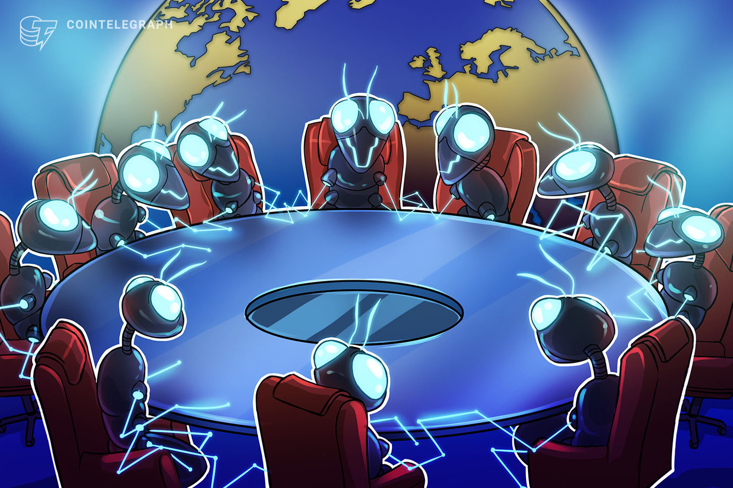 World Economic Forum: la tecnologia blockchain può risolvere la crisi fiduciaria